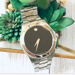 💯% Authentic Movado_Men's Watch